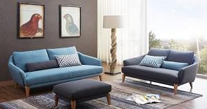 Bí quyết chọn màu ghế sofa cho tổ ấm có không gian nhỏ