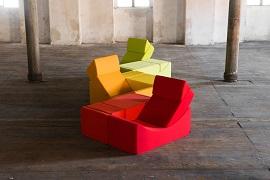 Biến Đổi Kiểu Dáng Linh Hoạt Với Kiểu Ghế Sofa Xếp Hình Cho Căn Phòng Khách Của Bạn