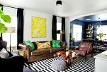Biến tấu trong cách thiết kế nội thất sofa