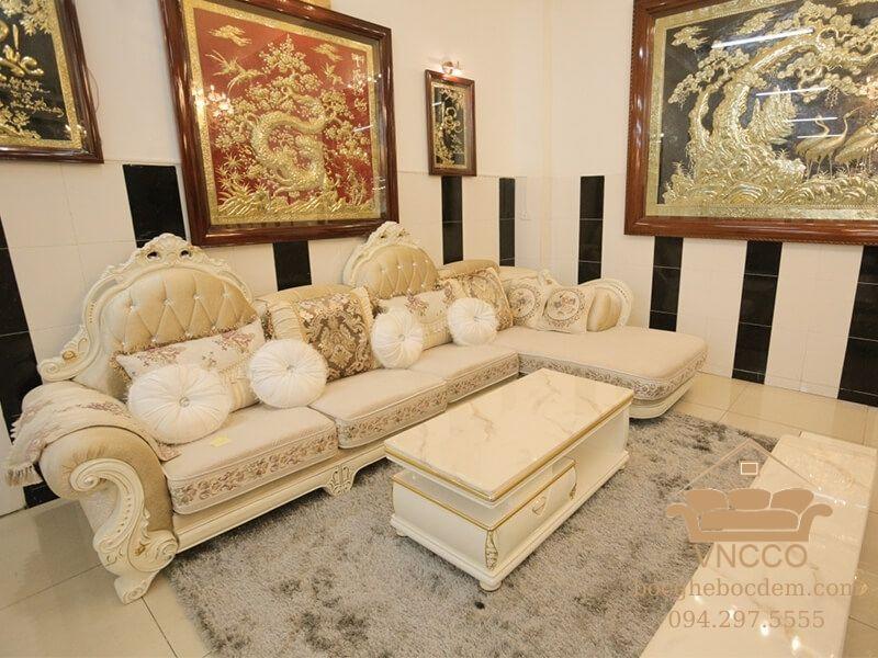 Bộ sưu tập sofa Tân cổ điển: vẻ đẹp không thể nhầm lẫn của ghế sofa cổ điển Ý