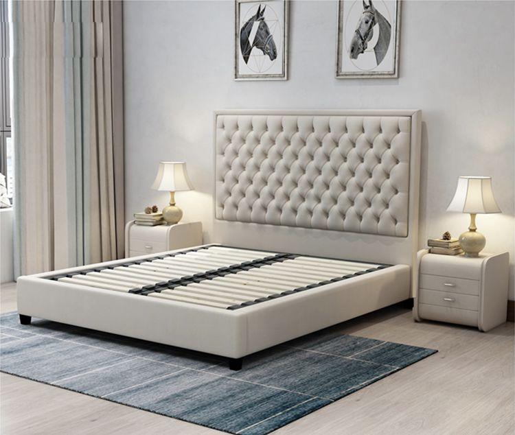 Bọc đầu giường tạo không gian sang trọng cho phòng ngủ của bạn