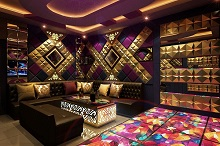 Bọc Ghế Karaoke - Trang Trí Quán Karaoke Bằng Ghế Sofa Đẹp