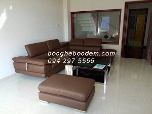 Bọc ghế sofa bạch mai