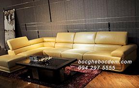 Bọc ghế sofa chị Minh - Trần Hưng Đạo