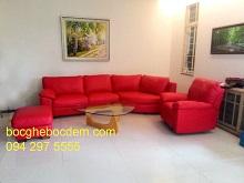 Bọc Ghế Sofa Da Đơn Giản Cho Nhà Anh Tùng Ở 17T4 Hoàng Đạo Thúy, Cầu Giấy