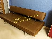 Bọc Ghế Sofa Giường Da Bị Mèo Cào Rách Cho Chị Liên Ở Tây Mỗ, Nam Từ Liêm, Hà Nội