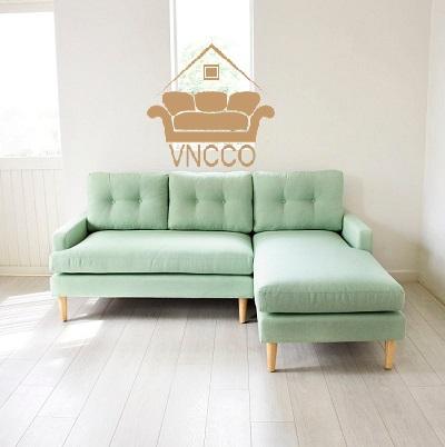Bọc ghế sofa góc | Dịch Vụ Bọc Ghế Sofa Gía Rẻ Tại Nhà Hà Nội
