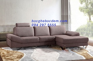 Bọc ghế sofa nỉ bác Hoàng - Ngọc Hồi