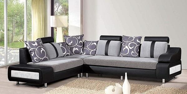 Bọc ghế sofa phong cách Shabby-chic