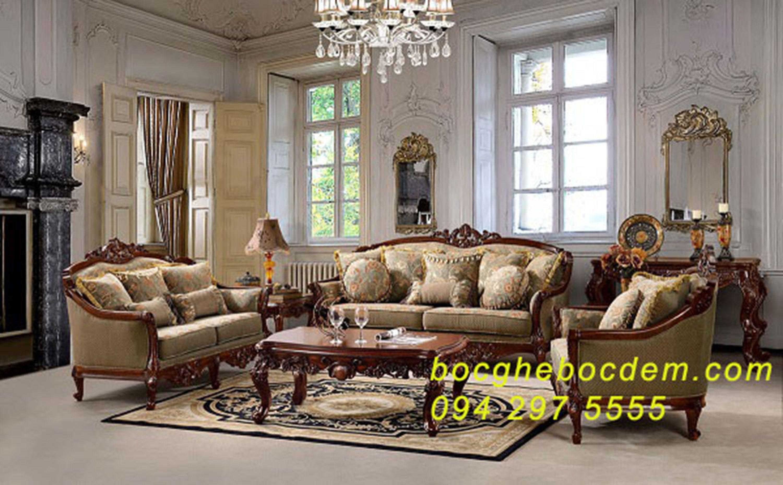 Bọc ghế sofa phòng sinh hoạt chung-phòng livingroom.