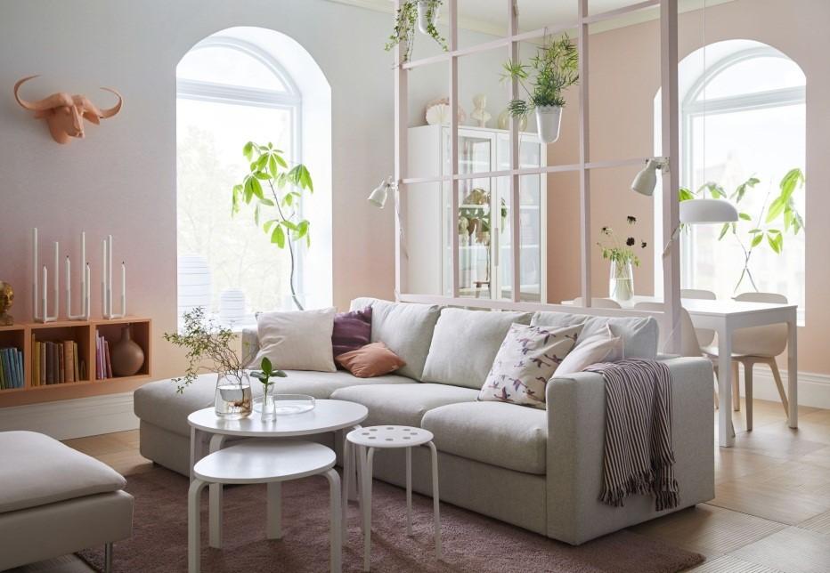 Bọc ghế sofa thay đổi không gian sống nhà bạn