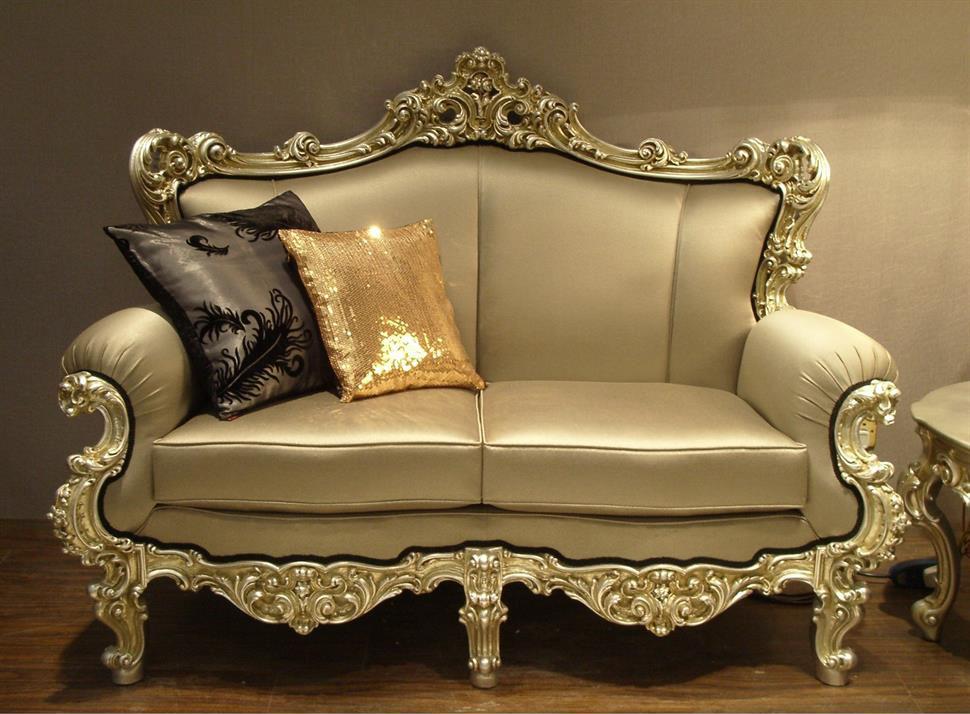 Bọc ghế sofa theo phong cách quý tộc Châu Âu