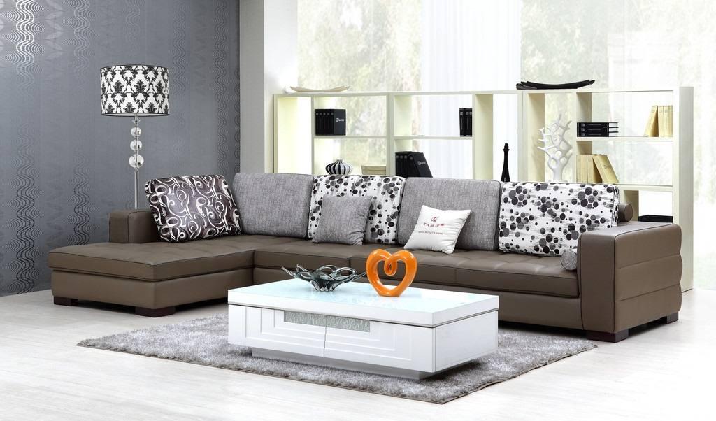 Bọc ghế sofa theo phong cách tối giản