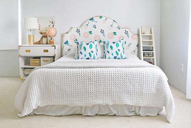 Các loại nệm bọc đầu giường
