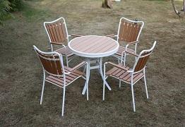 Các lưu ý quan trọng khi chọn mua bàn ghế trang trí sân vườn