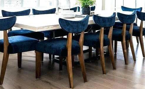 Các mẫu bọc đệm ghế bàn ăn đẹp giúp căn bếp sang trọng