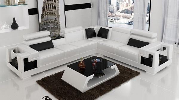Các sản phẩm tốt nhất để làm sạch ghế sofa giả da trắng