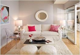 Cách bố trí phòng khách tuyệt đẹp cho tết