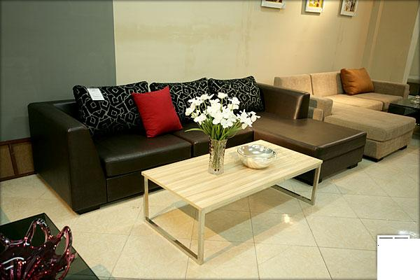 Cách bố trí sofa cho phòng khách phù hợp