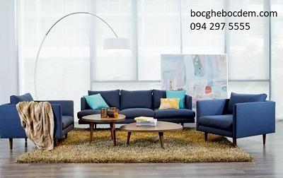 Cách bọc ghế sofa tại nhà