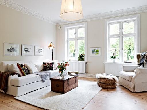 Cách chọn ghế sofa và nội thất theo phong cách Scandinavian