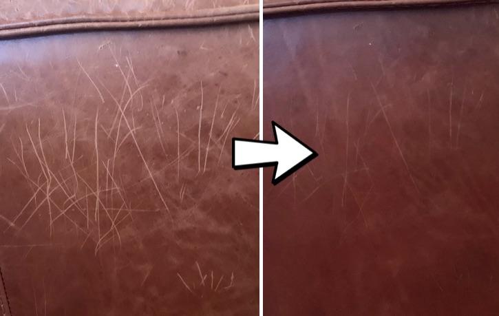 Cách khắc phục bọc ghế sofa da bị trầy xước có hiệu quả