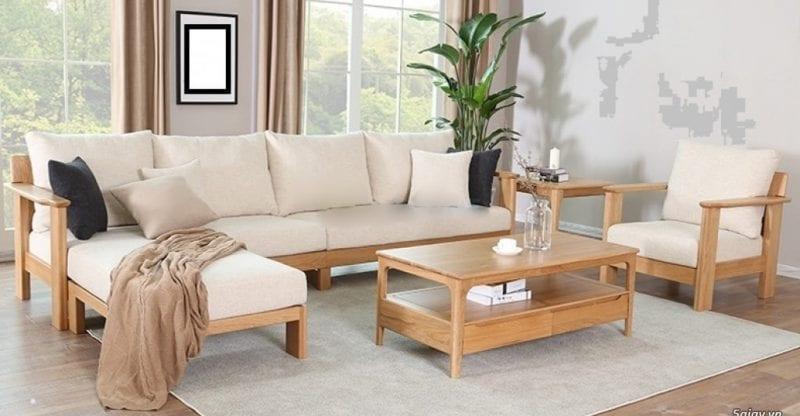 Cách làm đệm ghế gỗ cho chiếc ghế sofa của bạn thoải mái hơn