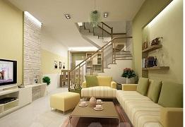 Cách phối màu ghế sofa và sơn tường cho căn phòng đẹp