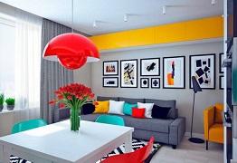 Căn hộ đẹp hiện đại với thiết kế đa trường phái khiến bạn phải ngạc nhiên