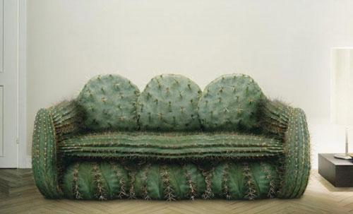 Chiếc ghế sofa độc nhất vô nhị