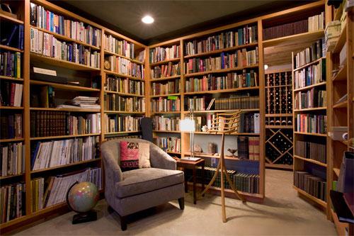 Chọn ghế sofa cho phòng đọc sách