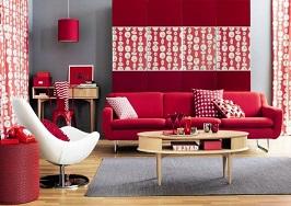 Chọn màu sắc cho ghế sofa phù hợp theo mùa