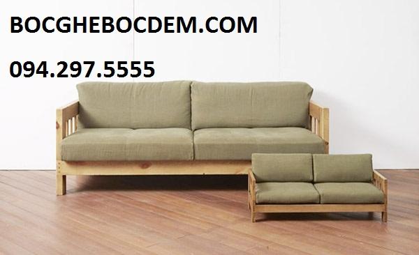 Chuyên nhận bọc ghế sofa làm đệm ghế tại khu vực Hà Nội