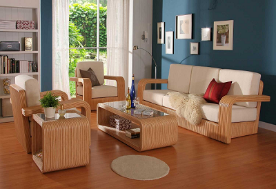 Cơ sở chuyên Sofa đệm Gỗ hàng đầu tại Hà Nội và những mẫu sofa gỗ đầy hứa hẹn đầu năm