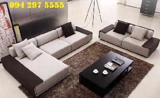 Công trình bọc ghế sofa tại khu Chung cư Pcc1 Complex Hà Đông