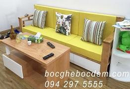 Đệm ghế gỗ - Nệm ghế gỗ đẹp