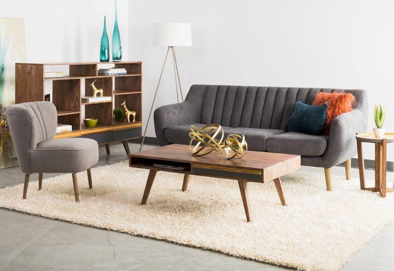 Design góc phòng khách độc đáo cùng những bộ sofa tinh tế đầy quyến rũ cho gia đình bạn