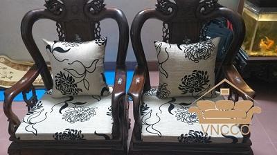 Dịch vụ làm đệm ghế đẹp tại Hà Nội