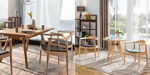 Điểm qua những xu hướng ghế gỗ hiện nay