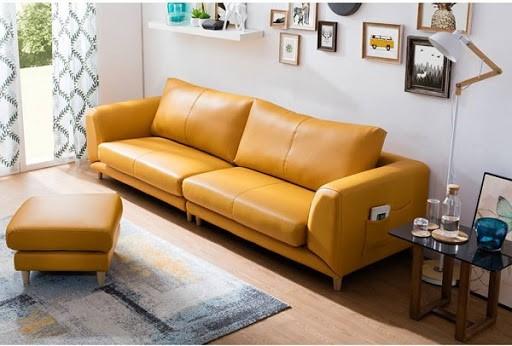 Đổi mới không gian phòng khách chỉ với bộ sofa