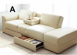 Ghế sofa thông minh 2 in 1 mang đến sự hài lòng tuyệt đối