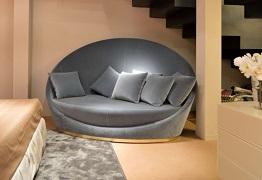 Ghế sofa tròn đơn - Một lựa chọn hiện đại và độc đáo cho không gian