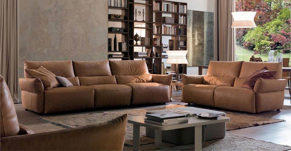 Giải đáp câu hỏi nên chọn bọc ghế sofa da thật hay da công nghiệp