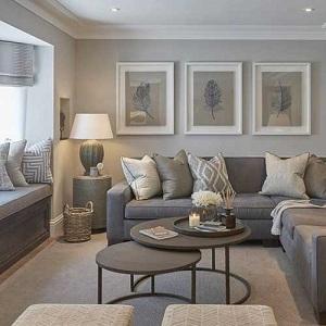 Gối tựa lưng sofa-Lựa chọn hoàn hảo cho bộ sofa nhà bạn