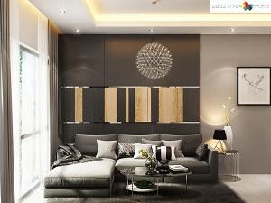 Hướng dẫn sử dụng nội thất màu tối cho ngôi nhà