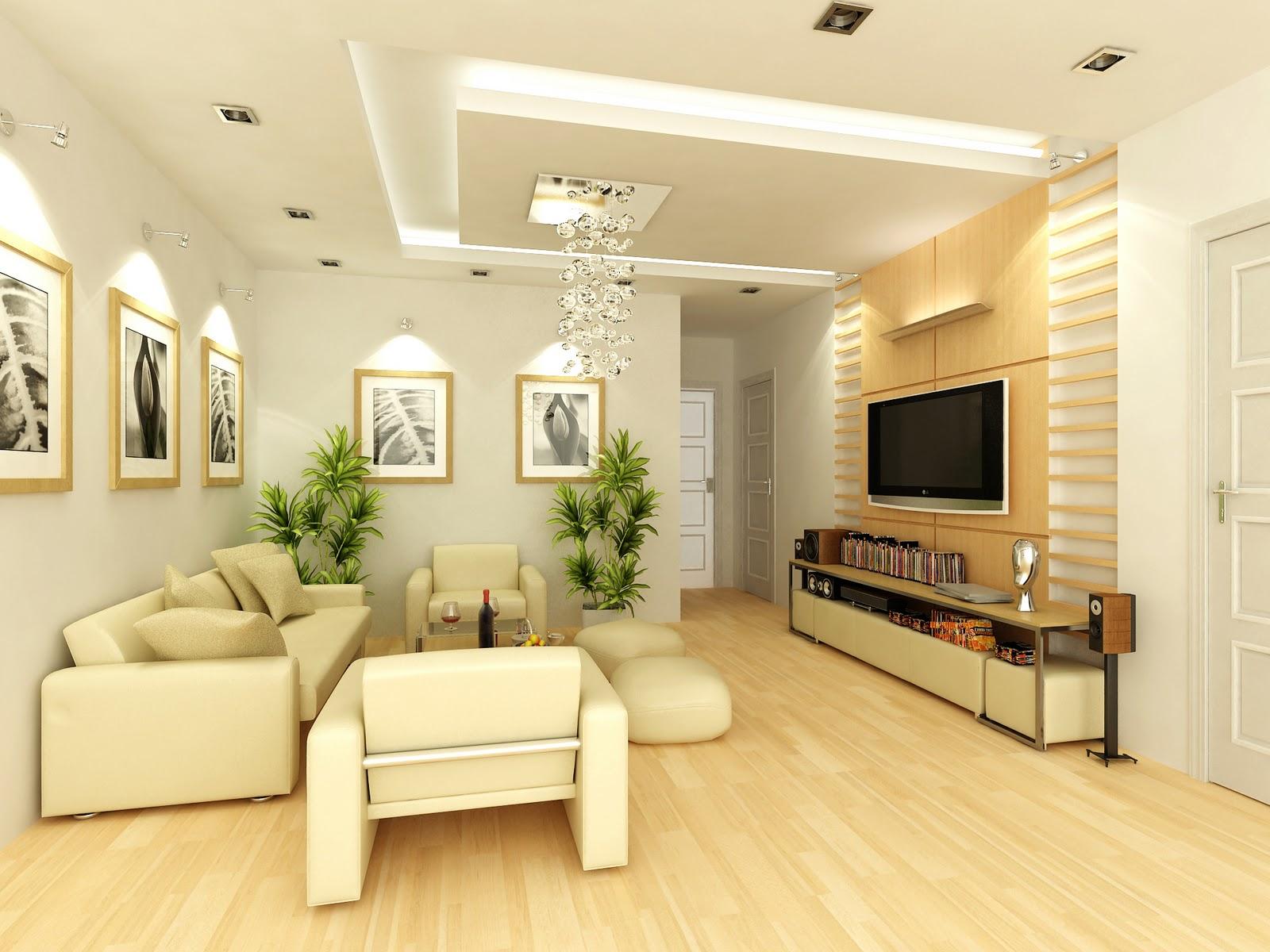Kết hợp sofa với nội thất chung cư nhà bạn