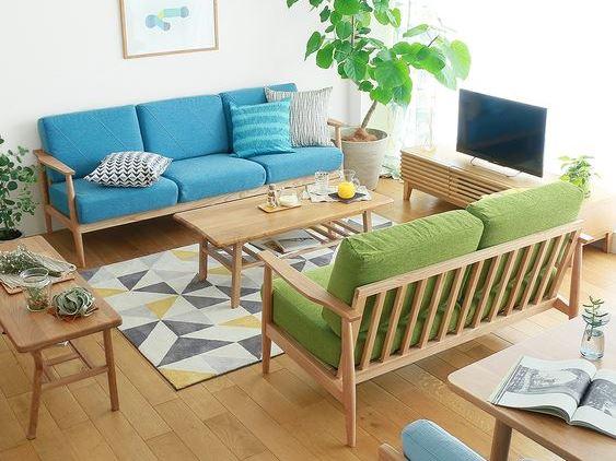 Kinh nghiệm chọn bọc ghế sofa mang lại tài lộc cho gia chủ mệnh Mộc