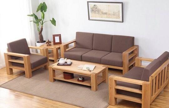 Làm đệm ghế gỗ và các chất liệu để làm đệm ghế phổ biến nhất