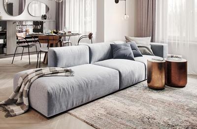 Làm mới bộ ghế Sofa cho phòng khách của bạn thêm sang trọng và hiện đại
