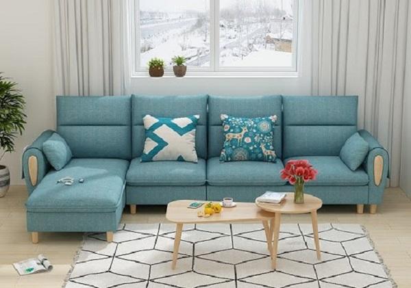 Loại vải bọc ghế sofa thân thiện với vật nuôi